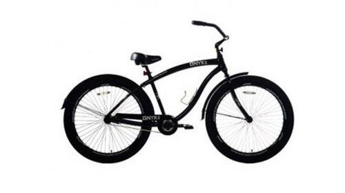 29 Genesis Onex Cruiser Men S Bike Black Fat Tire Bike