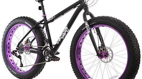 Framed Minnesota 2.0 Fat Bike Black/Purple Womens | Fat Tire Bike Shop